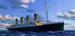 Лайнер «Титаник»