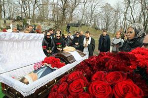 Похороны близкого человека