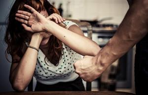 Избиение женщины