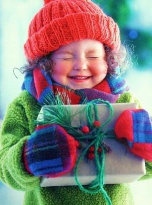Счастливый ребёнок