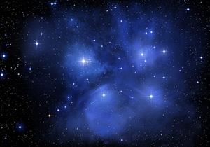 Синие звёзды