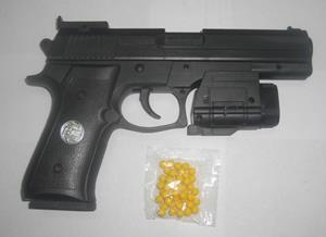 Детский пистолетик