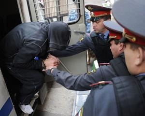 Задержание полицейскими