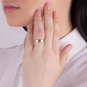 Мамино обручальное кольцо