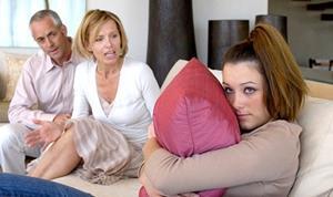 Ссора с родными