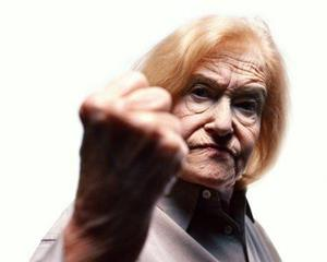 Злая бабушка