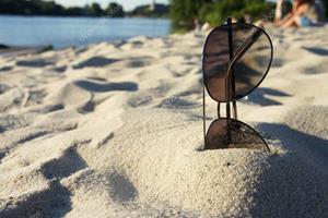 Потеря очков на пляже