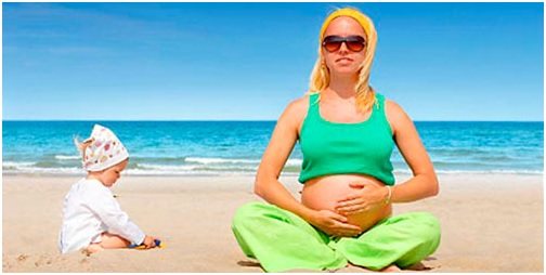 Беременность и младенец