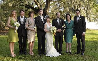 Пышное венчание