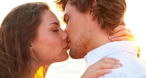 Поцелуй с мужчиной мечты