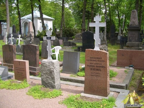 К чему снится быть ночью на кладбище
