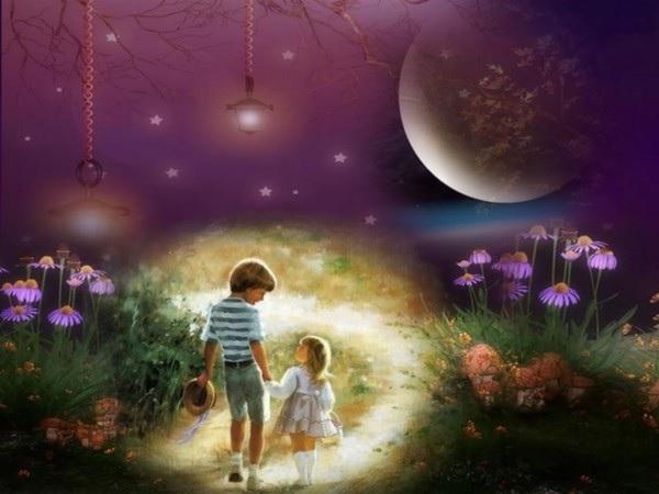 Сон о детях