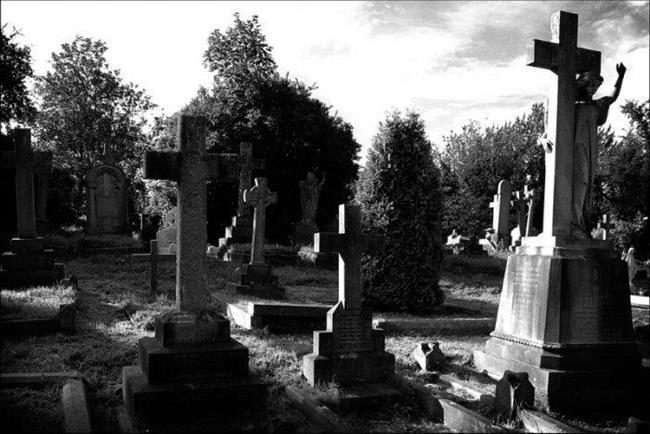 Могилки и кресты