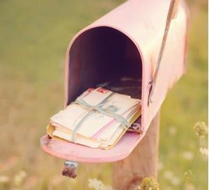 Получить письмо