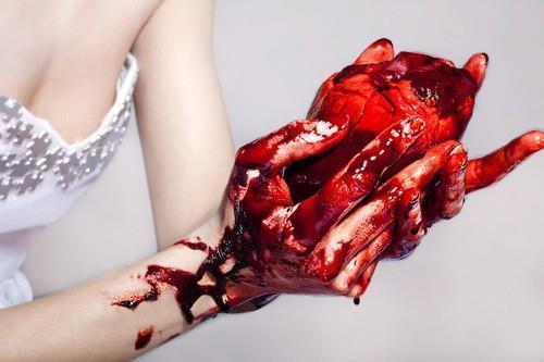 Кровь из сердца