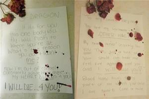 Кровь на письме