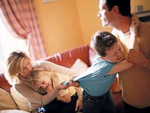 Ссора с детьми