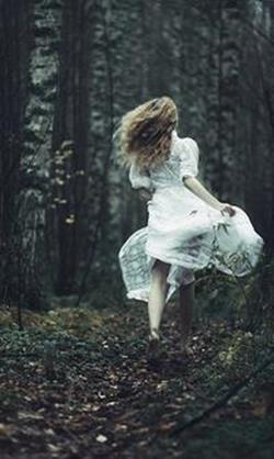 Убегать в лесу