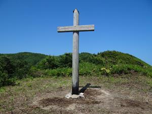 Деревянный крест