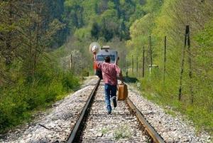 Не успел на поезд