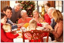 Семейый праздник
