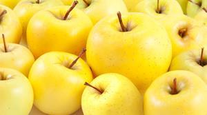 Желтые яблоки