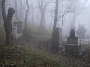 Туманное кладбище