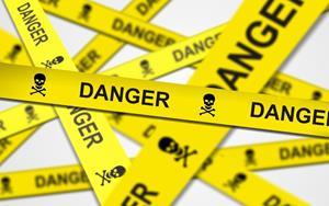Предупреждение об опасности