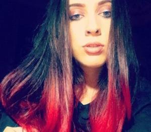 Покрасили волосы неровно