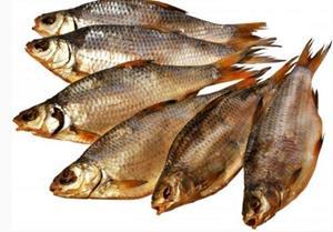 Вяленная рыба