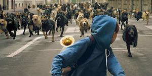 Убегать от собак