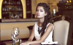 Любовница в ресторане