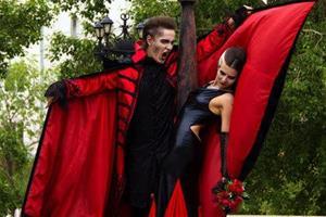 Жених вампир