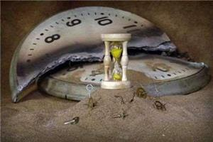 Часы сломались