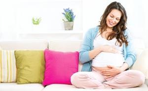 Беременная дочь