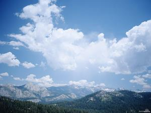 Ясное небо