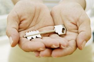 Ключ в руках