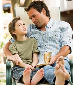 Разговор с отцом