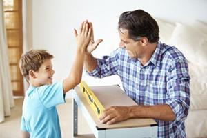 Воспитать хорошего сына