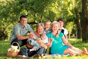 Наладить отношения с семьей