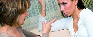 Вмешательство родителей