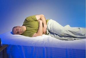 Мужчина во сне