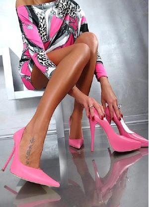 Выбор туфель на каблуке