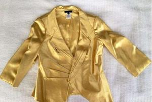 Золотой пиджак