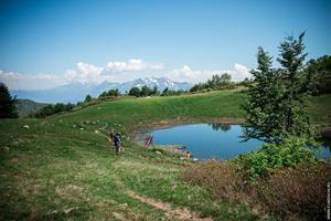 Прогулка возле озера