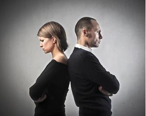 Развод знакомых