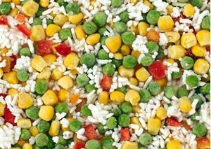 Замороженная смесь для салатов