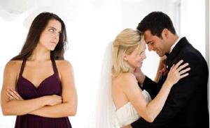 Супруг уходит с другой