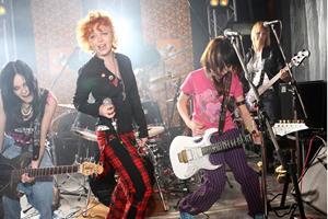 Рок- музыканты