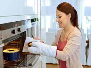 Печь хлеб дома